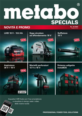 Catalogo Metabo